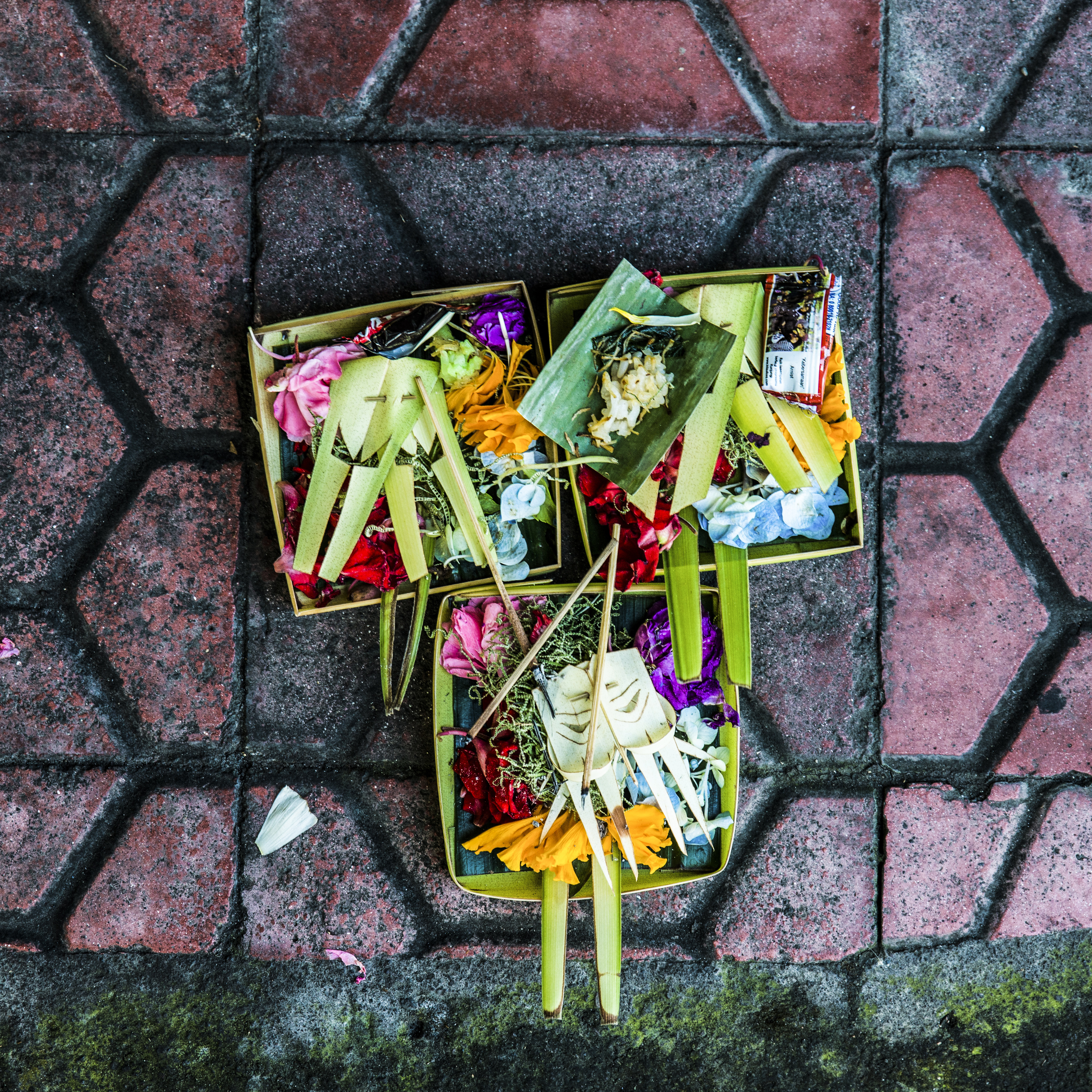 Bali Offering9