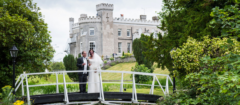 Blast from the Past| D+M at Bellingham Castle