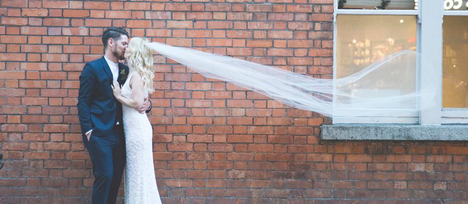 N+A | Stylish Dublin City Wedding