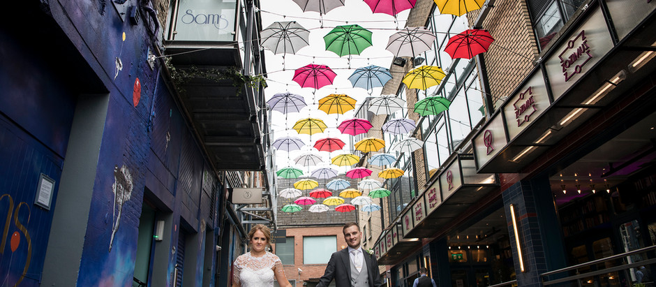 H+K | Glamorous Dublin City Wedding