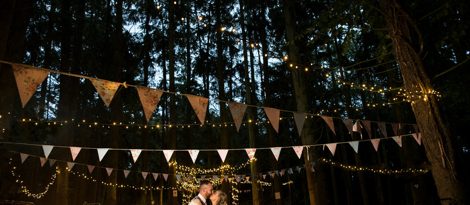 C+S | Woodland Romance at The Station House Kilmessen