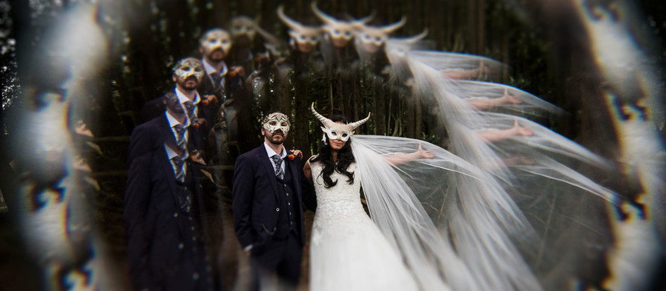 D+G   Halloween Masquerade at Markree Castle
