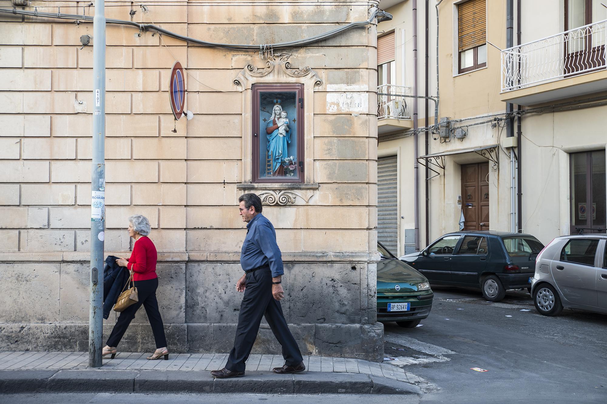 Palermo Mary, Sicily