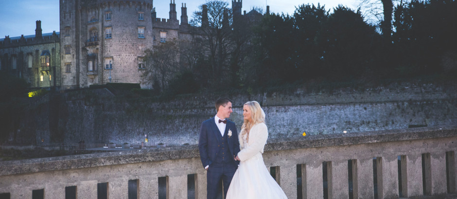 S+I | Winter Wedding at The Set Theatre Kilkenny