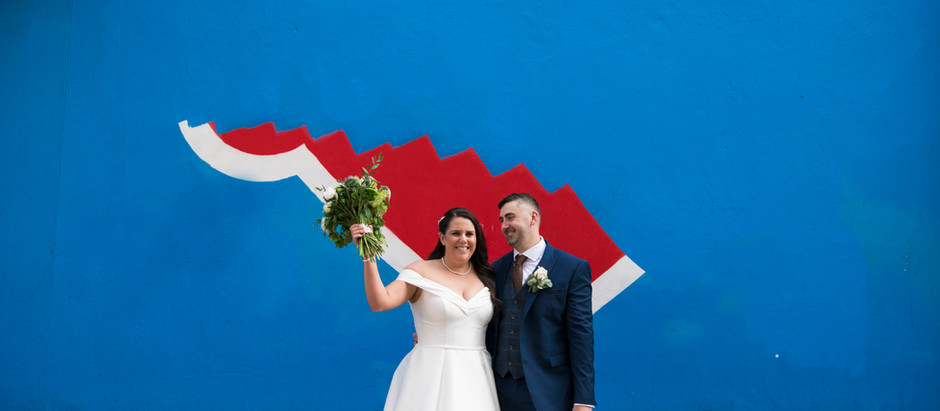 E+S | Confetti and Smiles at City Hall and The Morrison