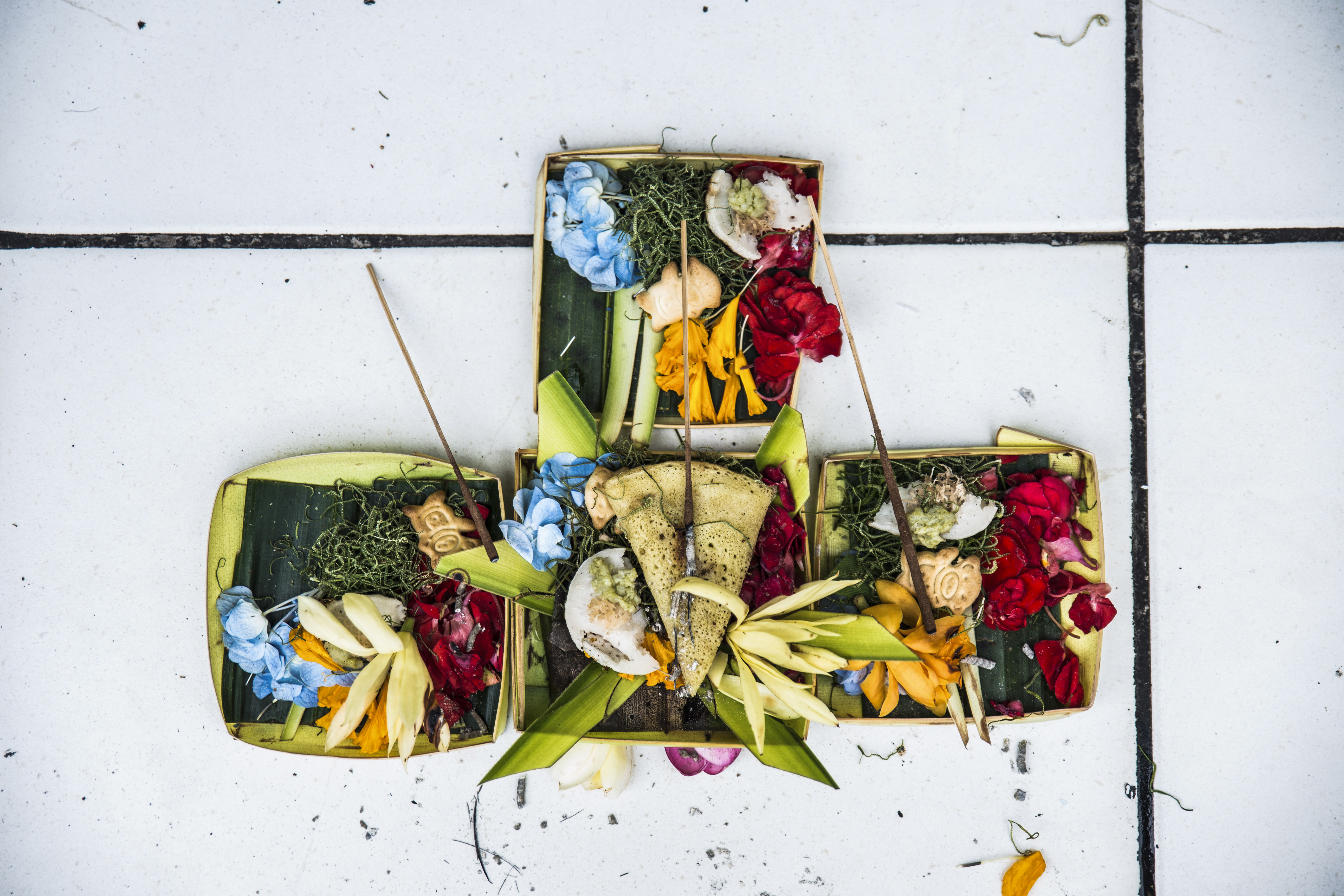 Bali Offering13