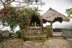 Bajawa Mary, Flores, Indonesia