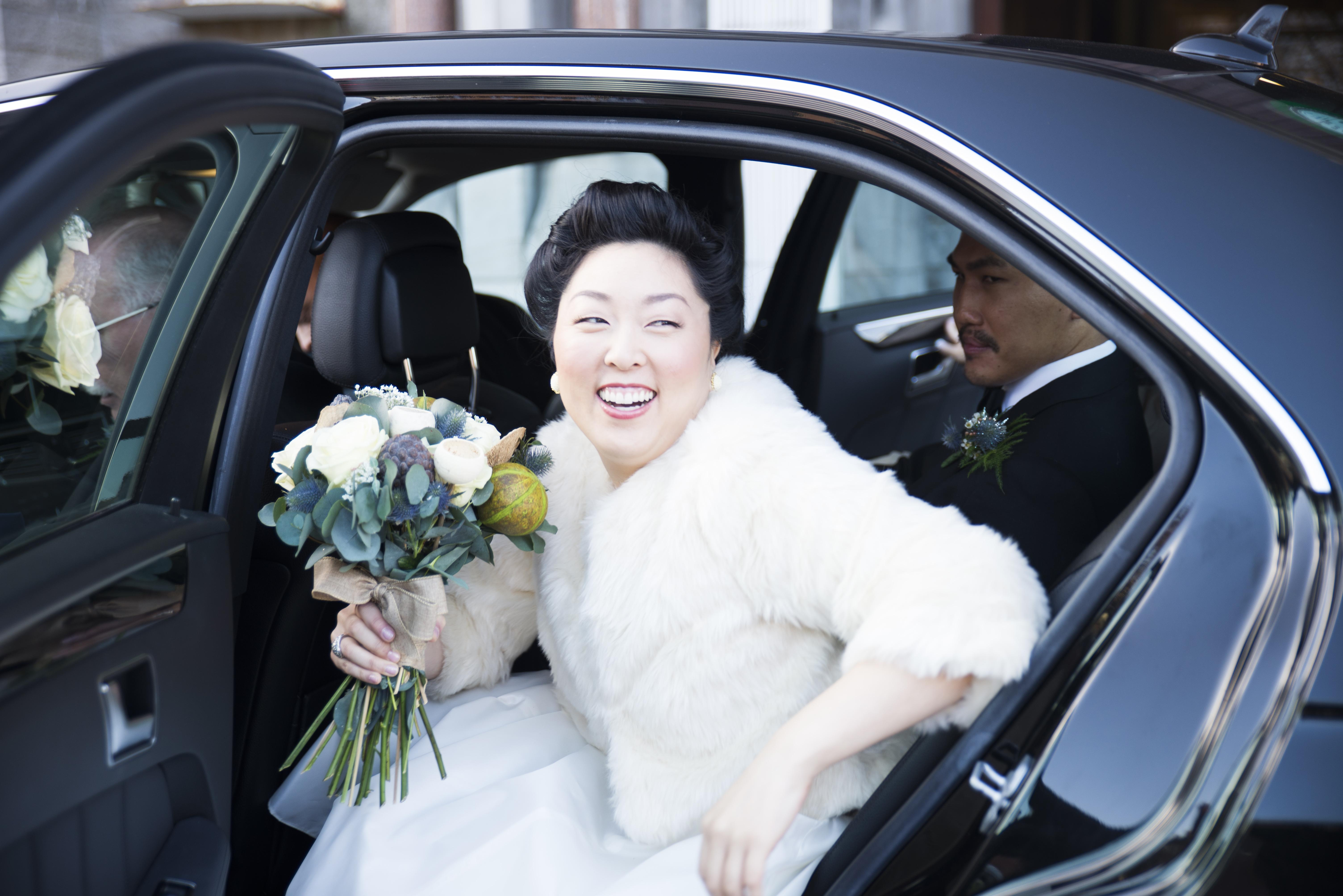 The Gibson Hotel Wedding/ Emma May