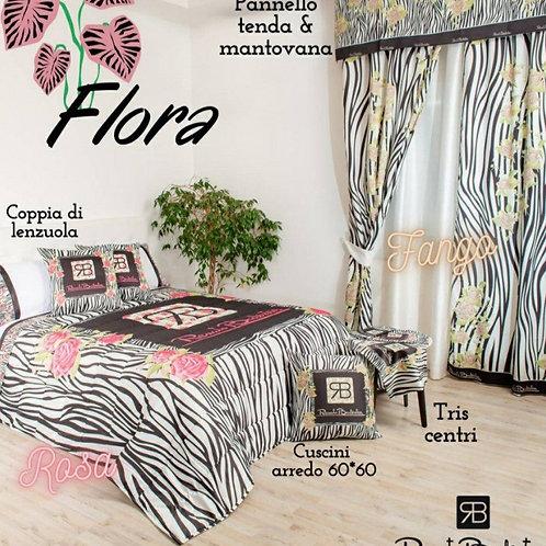 Trapunta Matrimoniale R.B. Flora