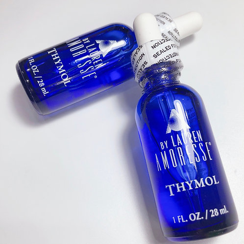 Thymol therapy