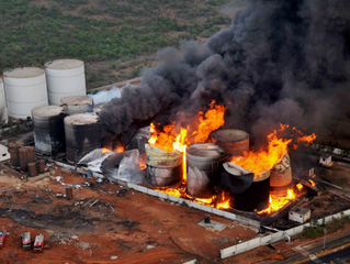 Fire Safety for Process Heating Plants
