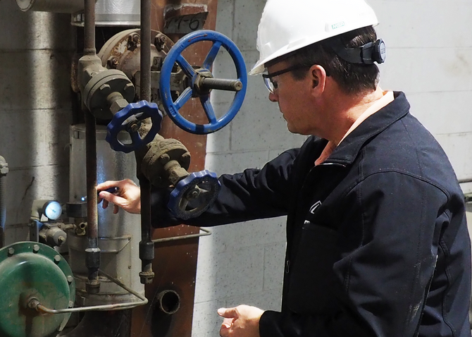 Preventative Maintenance for your Industrial Plant