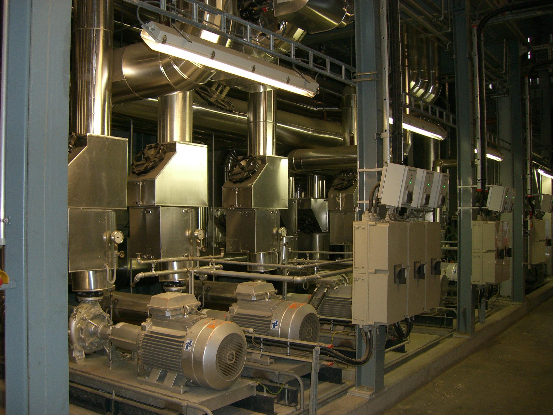 Thermal Oil Pump skids (2)