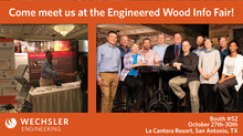 Come See Us at APA's Engineered Wood Info Fair