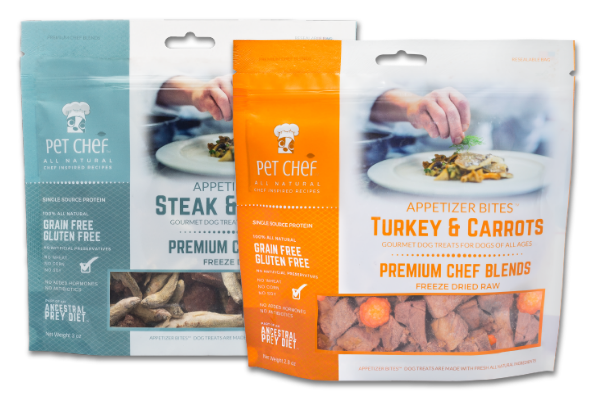 Pet Chef products