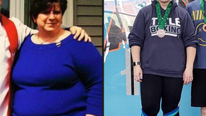 How A Busy Working Mother Lost 100 Pounds and Became a Competitive Powerlifter