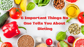 Dieting Lessons You Need to Learn
