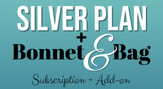 Silver Plan with Bonnet & Bag Subscription Add-on