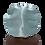 Thumbnail: Aqua and Turquoise Bonnet (Medium)