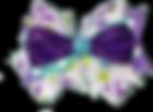 Purple_blue hair bow cutout.png