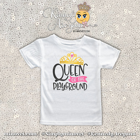 Queen of the Playground T-Shirt