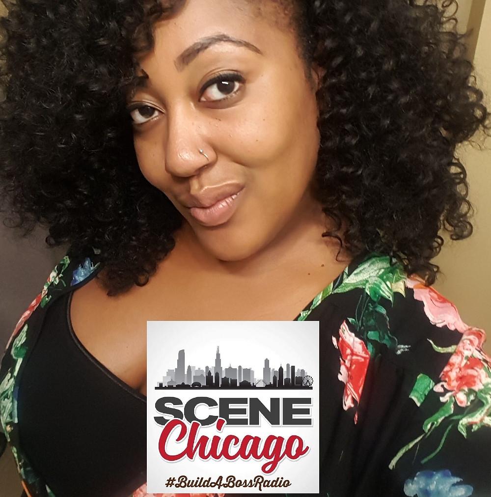 Demetria Brown (Scene Chicago Radio Host #BuildABossRadio)
