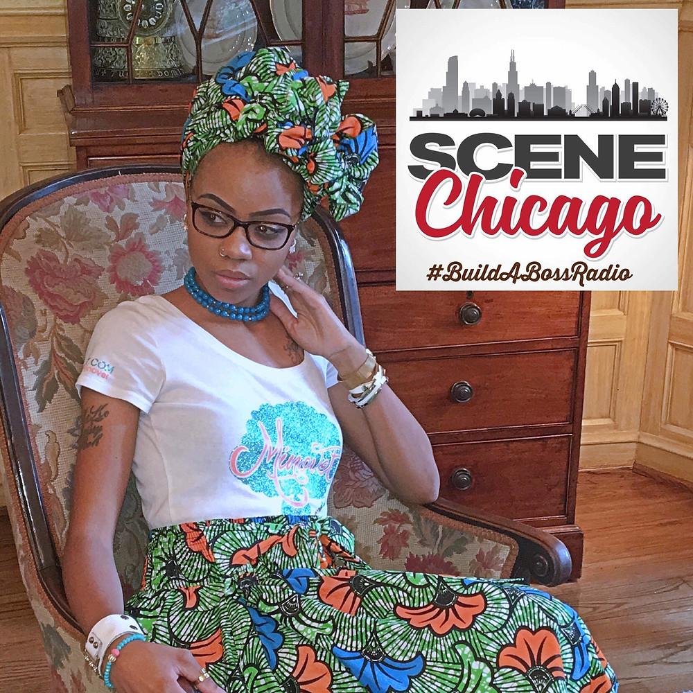 Minovet Krissy (Scene Chicago Radio Host - #BuildABossRadio)