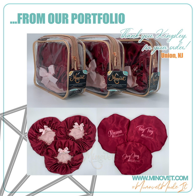 From our portfolio - deep red and pink %