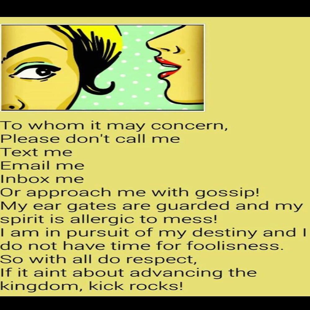 Gossip Meme