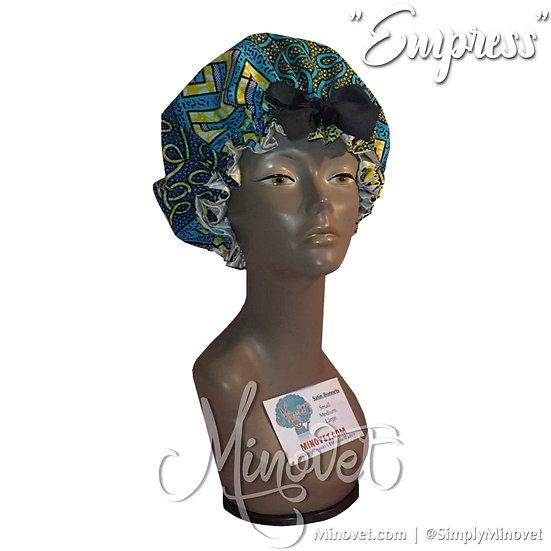 Empress - Satin Bonnet