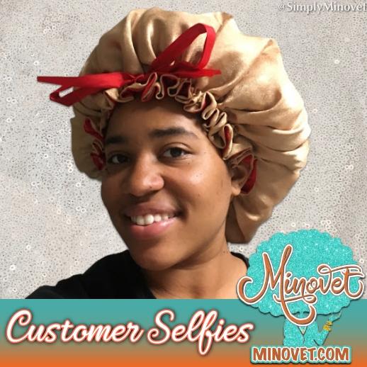 Customer Appreciation Selfies - Myonna -