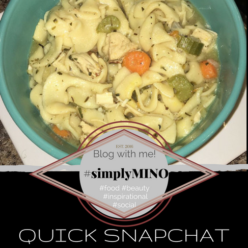 Chicken Noodle Soup ~Family Meals Under $20