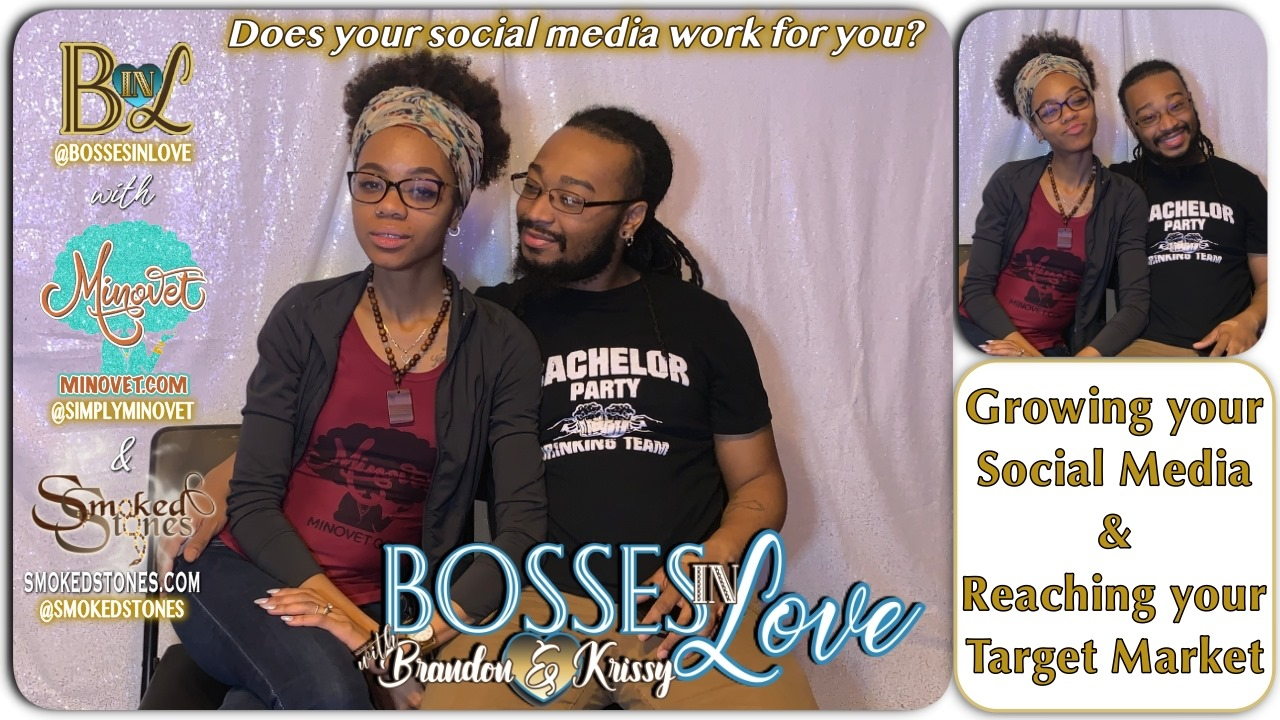 Bosses in Love - Growing Your Social Media