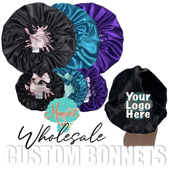 Custom Premium Bonnet Wholesale (Made-To-Order)
