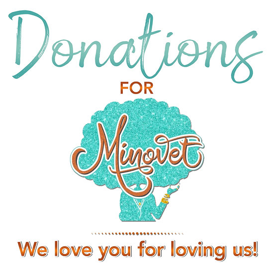 Donations to Minovet LLC