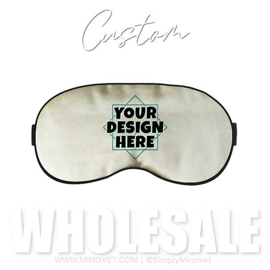 Custom Sleep Masks