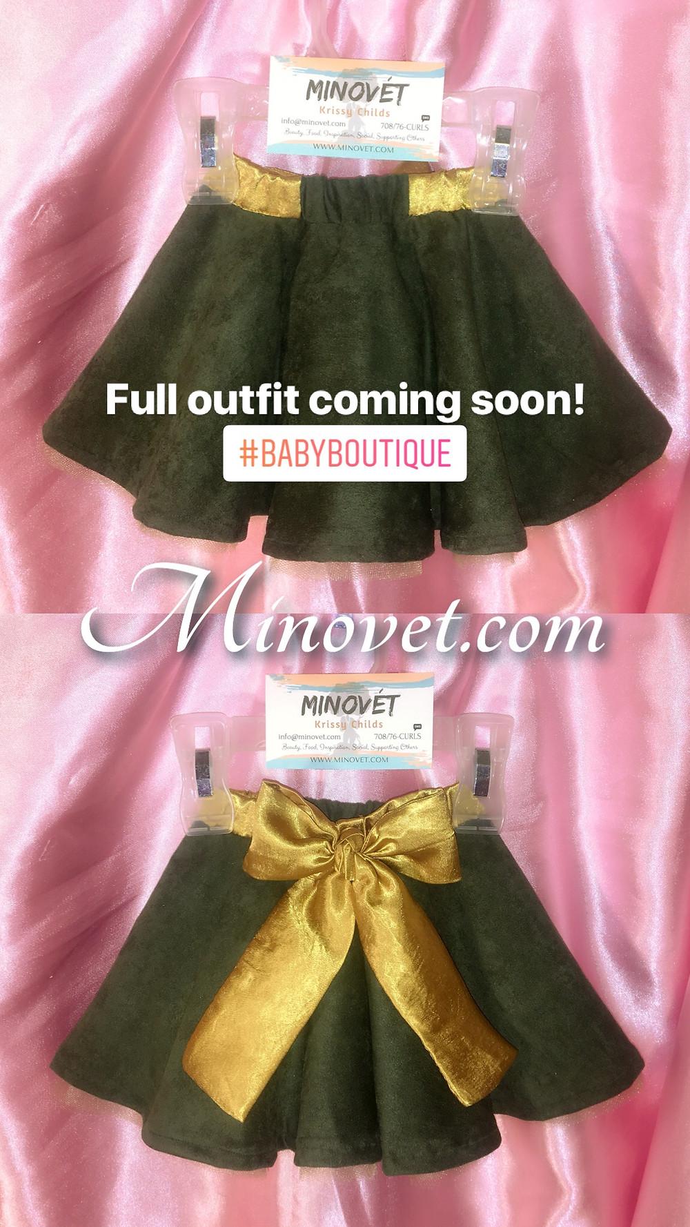 Minovet's Vlog - 11/20/2017 - Holiday Ensembles. Holiday dresses now with Minovet.com