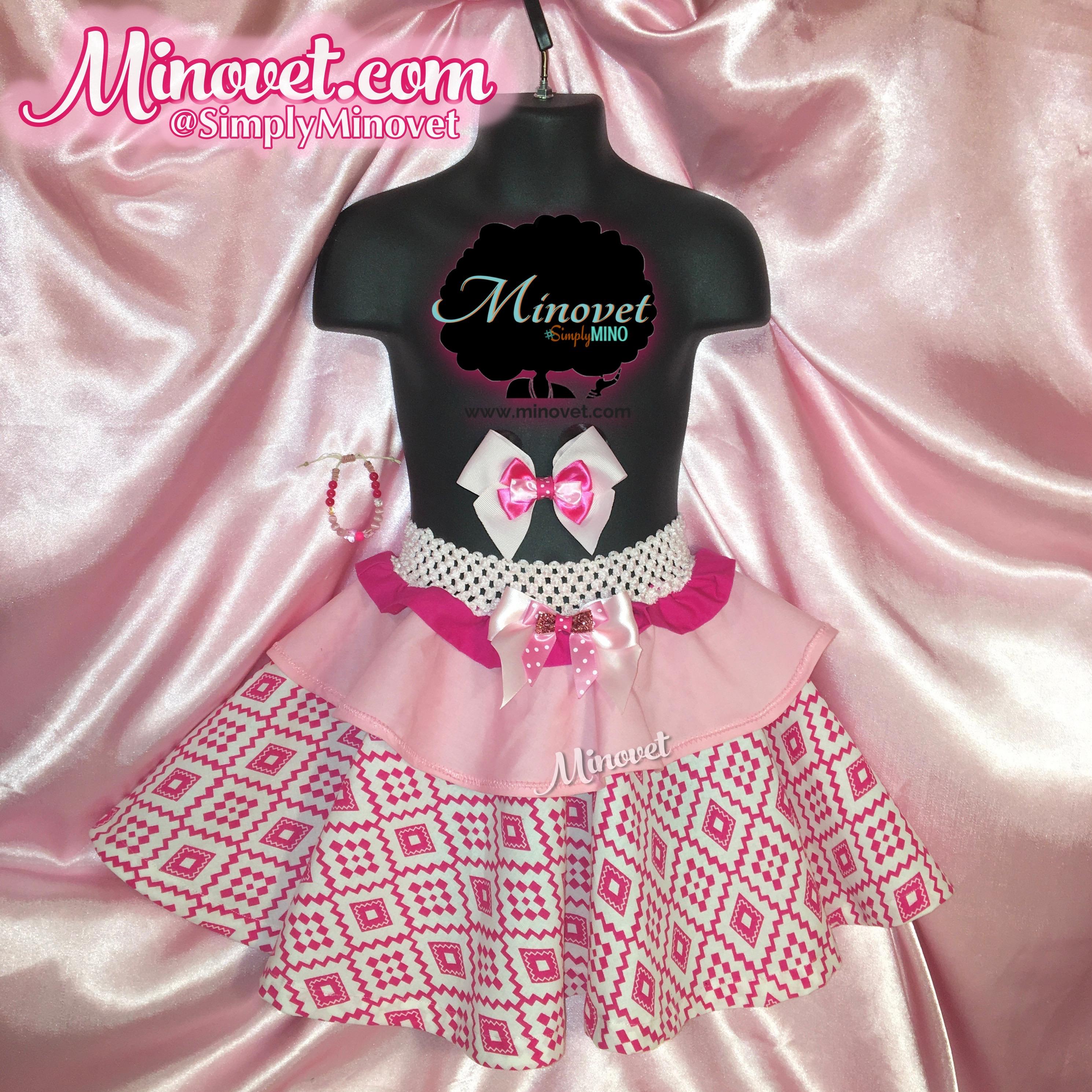 Layered Spinner Skirt