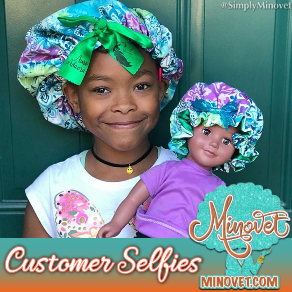 Customer Selfie - Ari Adora