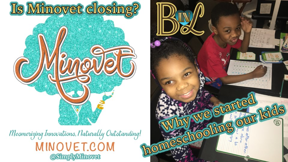 Bosses In Love - Homeschooling Entrepreneurs (meet Kennedy & Jhaylen)