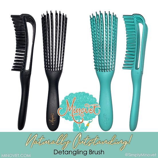 Minovet's Naturally Outstanding! Detangling Brush