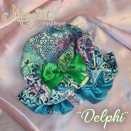 Delphi - Satin Bonnet