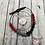 Thumbnail: Black and Red King Bracelet