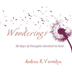 Cover_front_wonderings-book_AndreaVermil
