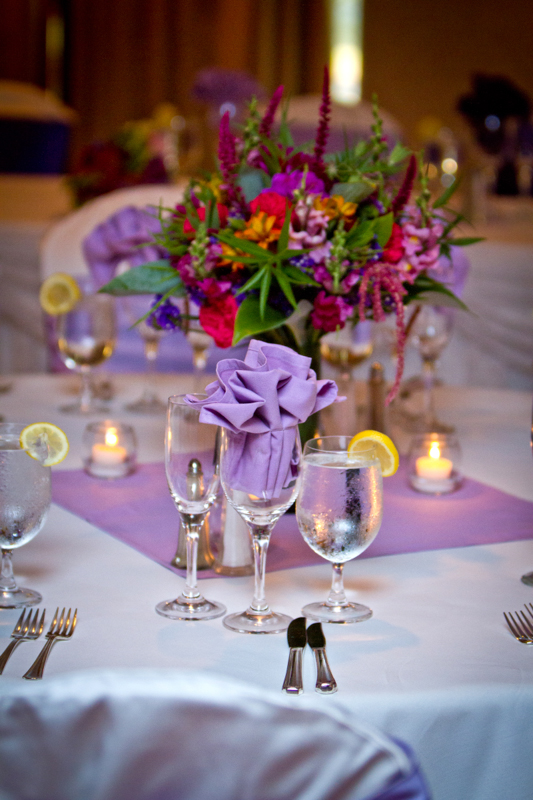 Tablescape - vertical