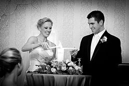 Wedding Officiant, Unity Candle Ceremony