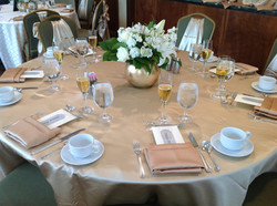 Table Top - luncheon 2