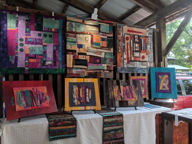 2019 Ithaca Artist's Market Just Around the Corner