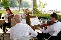 Cornocopia String Quartet at Yacht Club