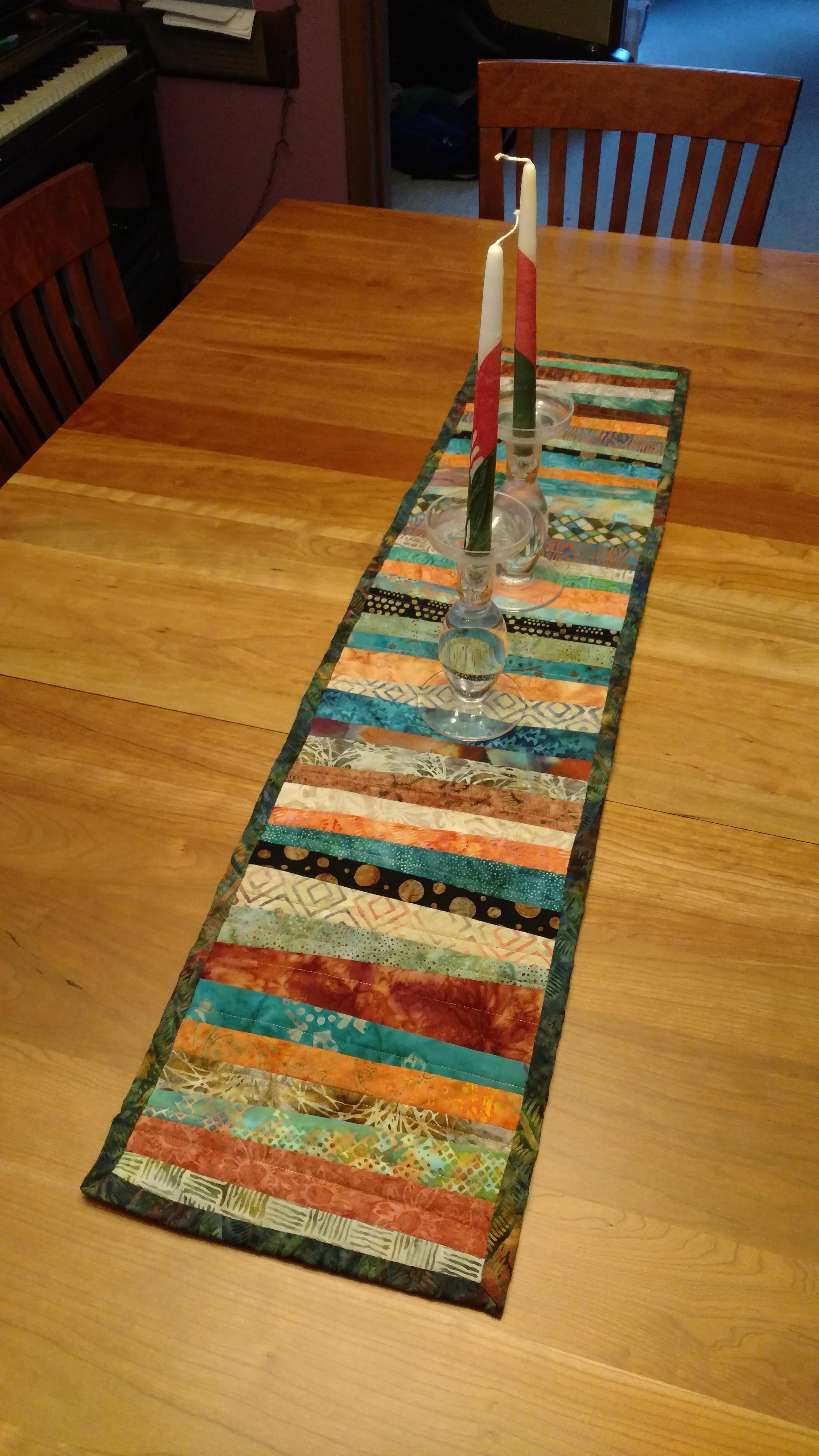 """Table Runner (10.5:x45.5"""")"""